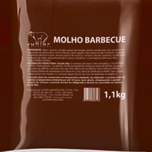 Molho barbecue Junior caixa 5×1,1kg