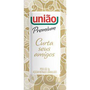 SACHE AÇÚCAR UNIAO 400X5G