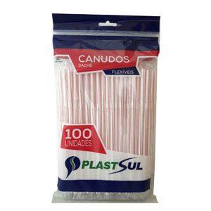 SACHE CANUDO PLASTSUL 25 CM C/3000
