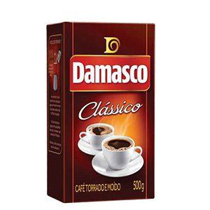 CAFE DAMASCO CLASSICO VACUO 500G